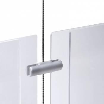 Systém APPENDO - obojstranný úchyt na lanko