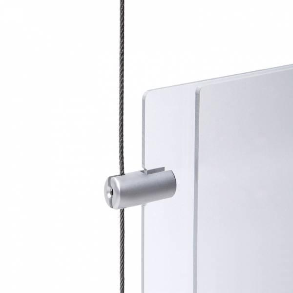 Systém APPENDO - bočný úchyt na lanko