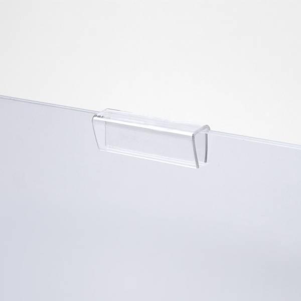 Systém APPENDO - klip na plexi kapsu