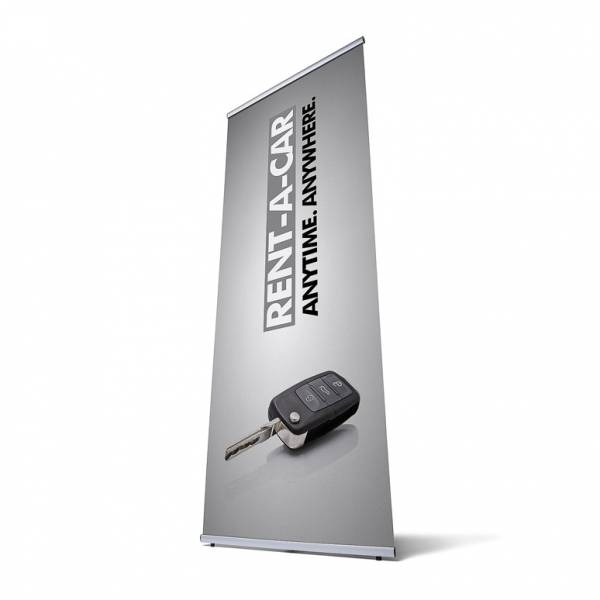 Obojstranný banner Display 800x2000mm