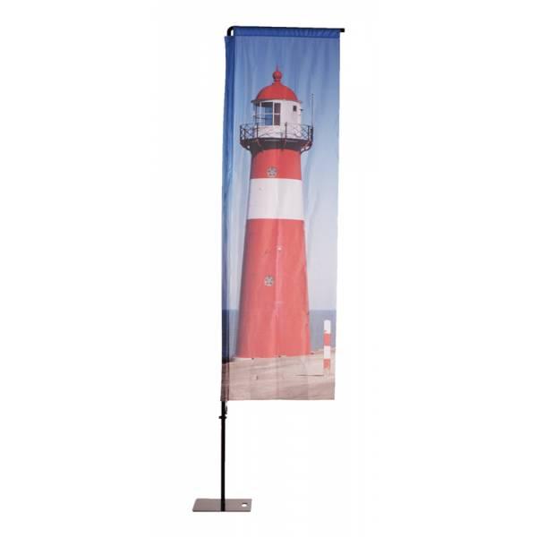 Alu vlajka obdĺžniková