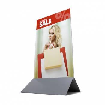 """Základňa na reklamný panel """"board holder"""" 800mm"""