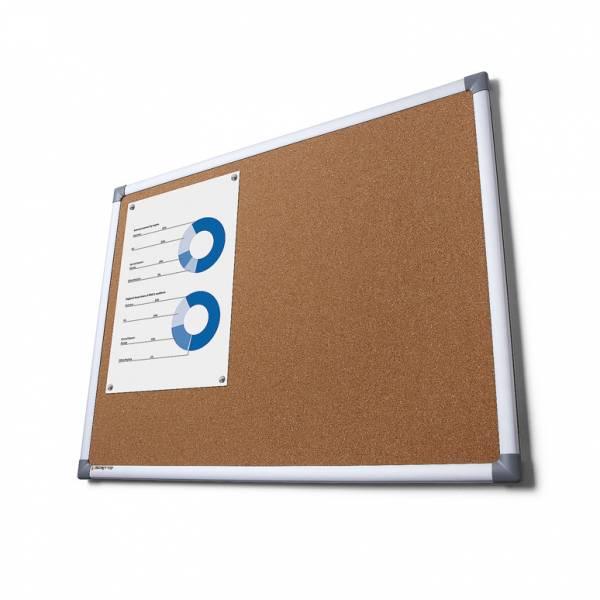 Korková tabuľa SCRITTO, 1000x1500mm
