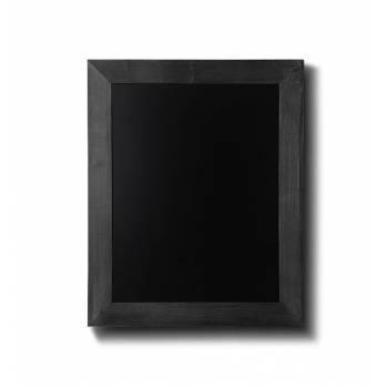 Kriedová tabuľa 30x40 čierna