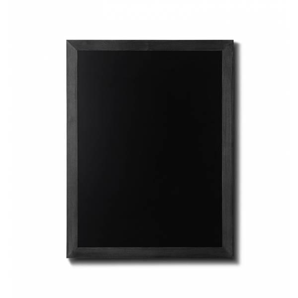 Kriedová tabuľa 60x80, čierna