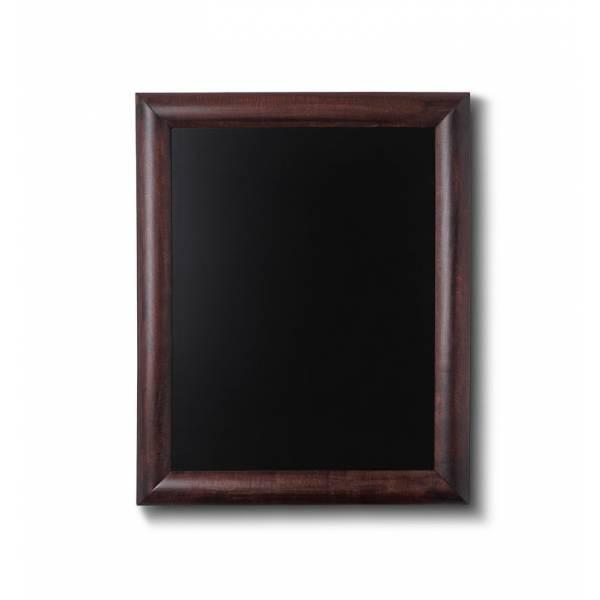 Kriedová tabuľa 30x40 tmavá hnedá