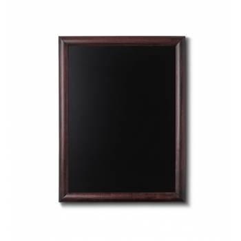 Kriedová tabuľa 50x60 tmavá hnedá