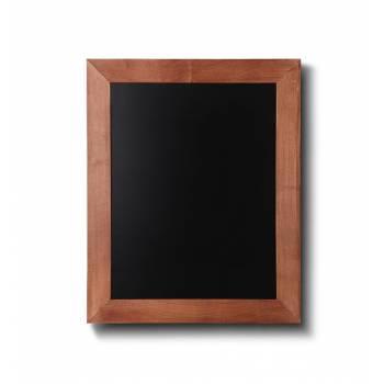 Kriedová tabuľa 30x40 svetlá hnedá