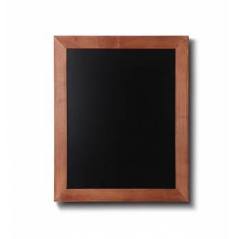 Kriedová tabuľa 40x50 svetlá hnedá