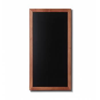 Kriedová tabuľa 56x100 svetlá hnedá