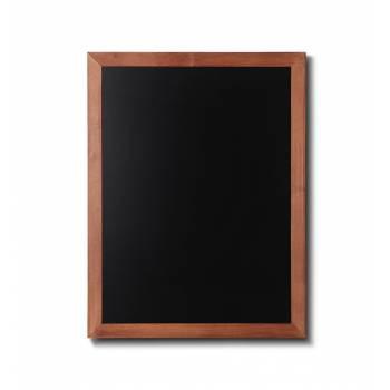 Kriedová tabuľa 60x80 svetlá hnedá