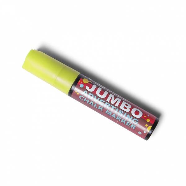 Kriedový popisovač – žltý 15mm