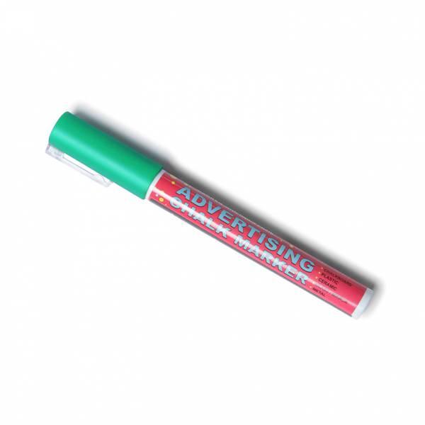 Kriedový popisovač – zelený 3mm