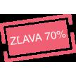 Zľava 70% (4)
