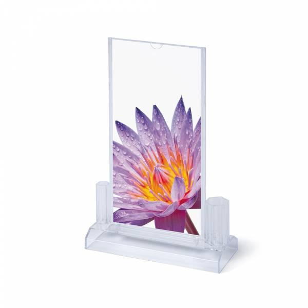 SCRITTO Plastový menu stojanček 10x20mm pre príslušenstvo