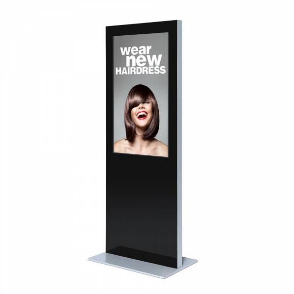 Digitálny tenký totem s monitorom Samsung