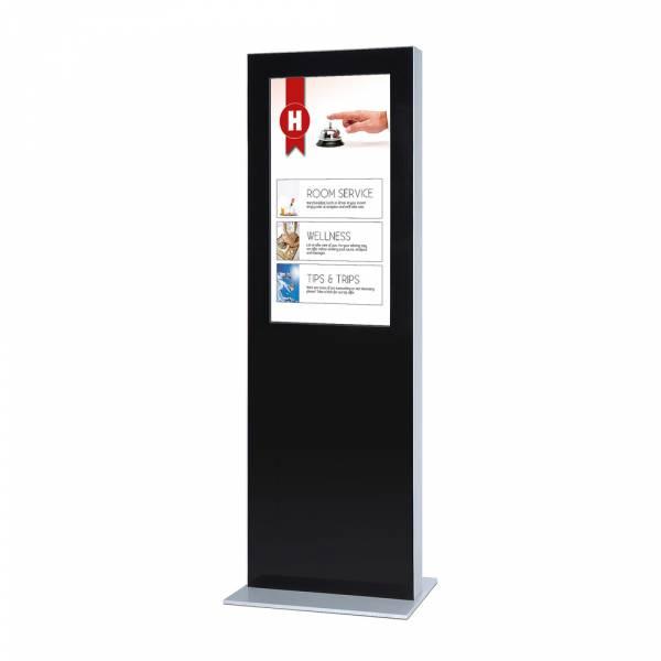 Digitálny totem s monitorm Samsung