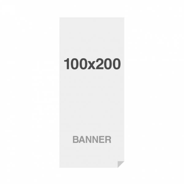 Ekonomická bannerová tlač Symbio 510g/m2, 1000x2000mm