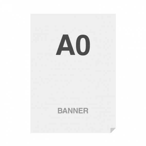 Prémiová bannerová tlač na viacvrstvový materiál 220g/m2, matný povrch, A0 (841x1189 mm)
