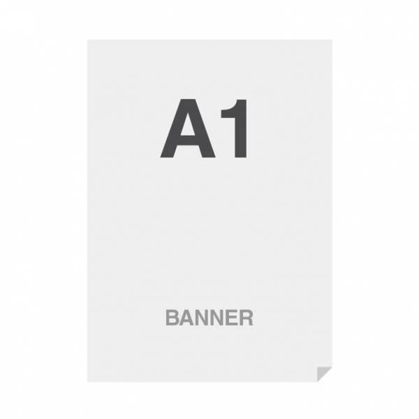 Prémiová bannerová tlač na viacvrstvový materiál 220g/m2, matný povrch, A1 (594x841 mm)