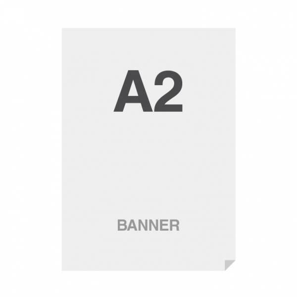 Prémiová bannerová tlač na viacvrstvový materiál 220g/m2, matný povrch, A2 (420x594 mm)