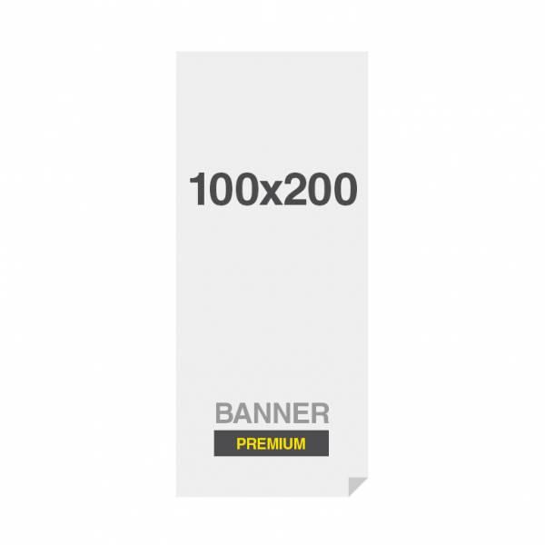 Banner, 265g/m2, Opaque nepriehľadný s krycou vrstvou (PES)