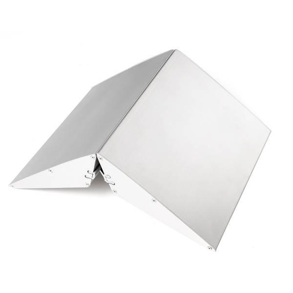 Panelbase Aluminium Silver 30cm