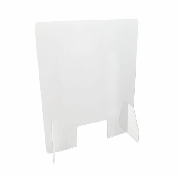 Ochranná plastová stena 50x75cm