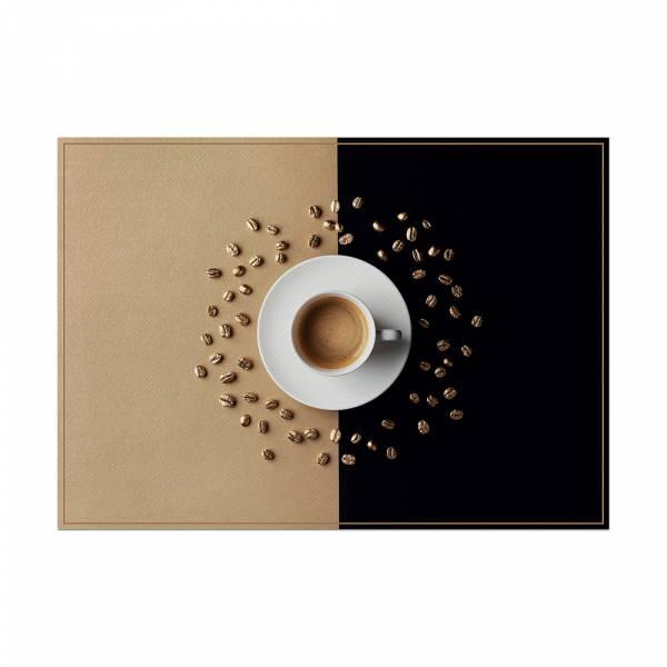 Prostírání Šálek kávy