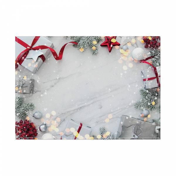 Prostírání Vánoční dekorace
