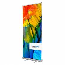 Roll Up banner Economy