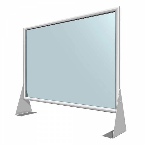 Ochranná stena Slide In - plexisklo