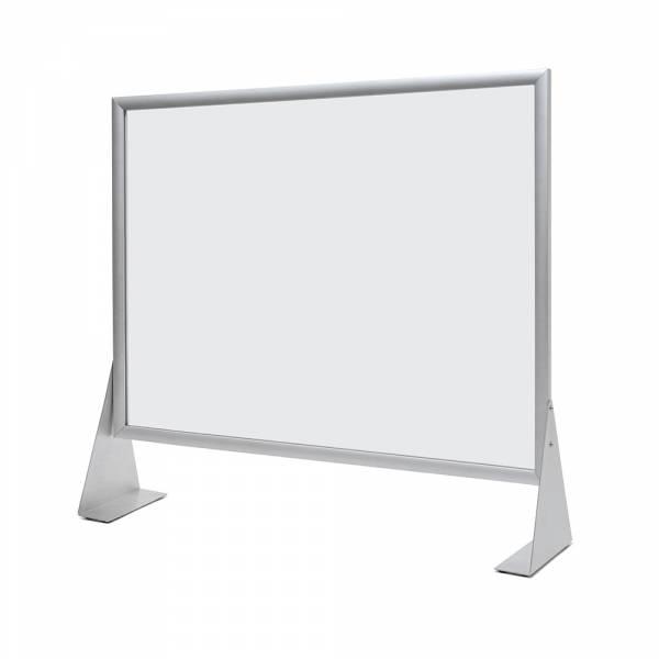 Ochranná stena Slide In A1 - plexisklo, na šírku