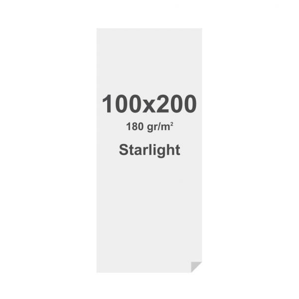 Tlač pre napínacie látkové rámy, materiál Starlight (PES)