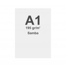 Látka s potlačou pre napínací rám, materiál Samba (PES)