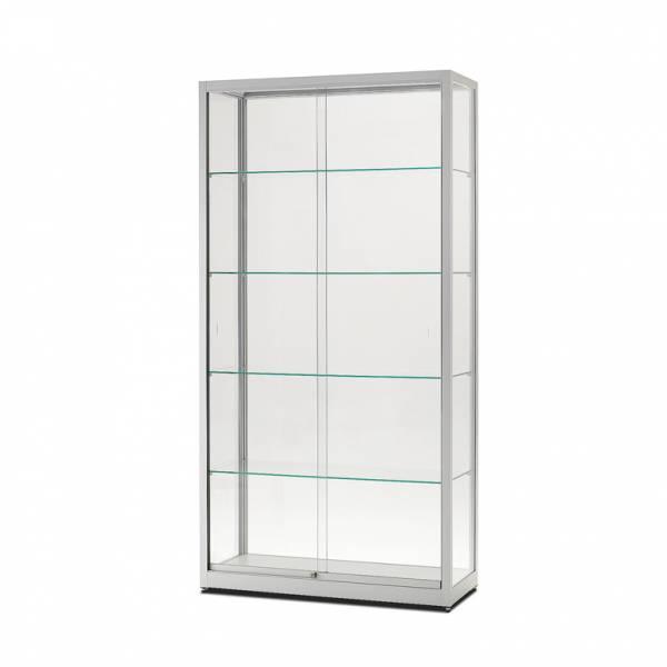 Sklenená produktová vitrína 1000x1972x400mm