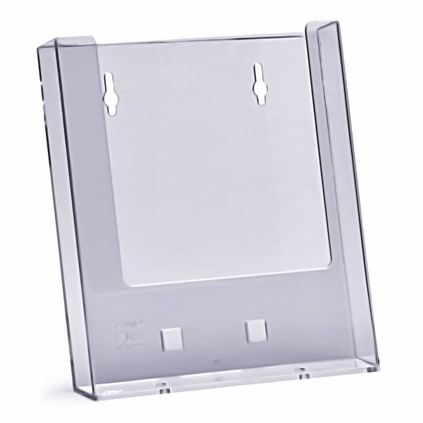 W160X  - stojánek na brožury, DIN A5,bez podstavy