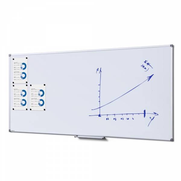 Popisovateľná magnetická tabuľa - whiteboard 900x1800mm SCRITTO