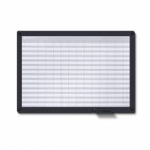 Plánovacia tabuľa Glassboard, 900x600mm