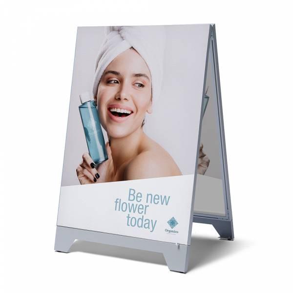 T-frame reklamné áčko, 700x1000mm