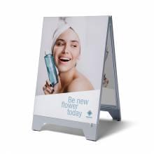 T-frame reklamné áčko, DIN A1