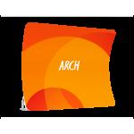 Zipper-Wall Arch 600x230cm